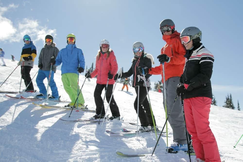 new zealand ski course