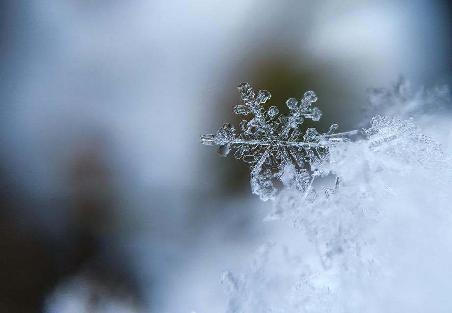 Snow Winter Ice