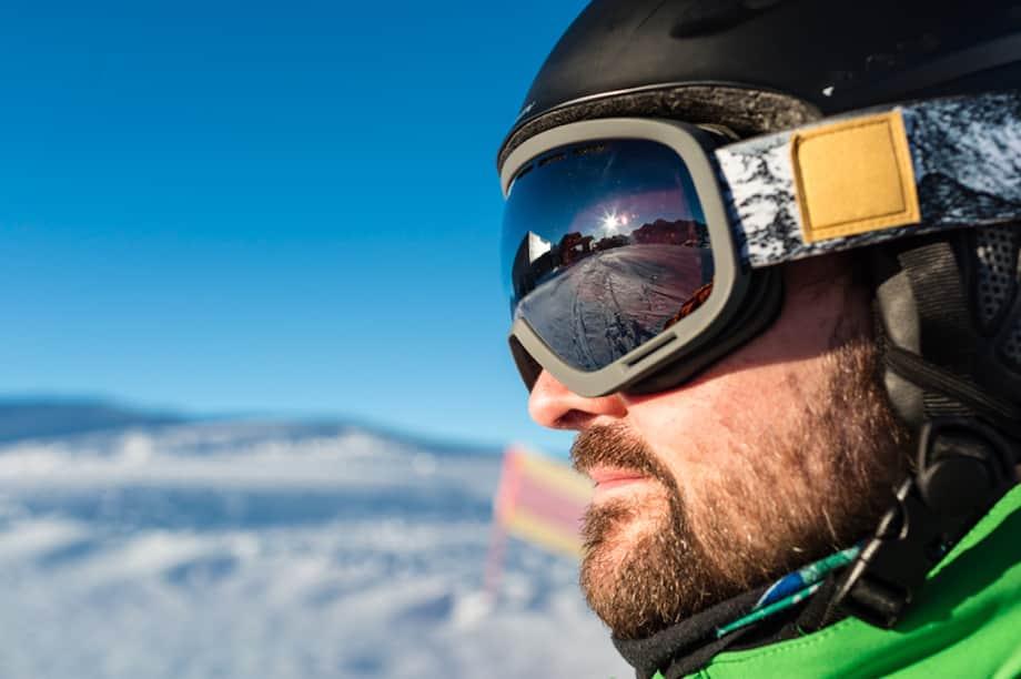 Snow Blindness Prevention